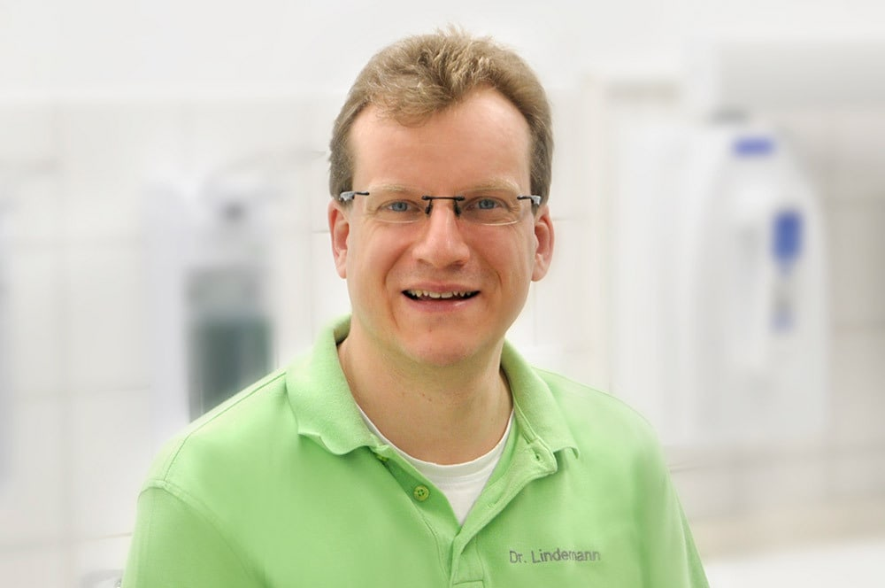 Dr. Klaus Lindemann