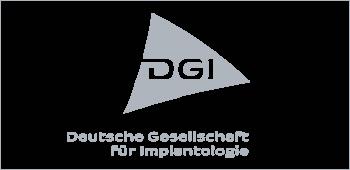 Logo DGI Deutsche Gesellschaft für Implantologie