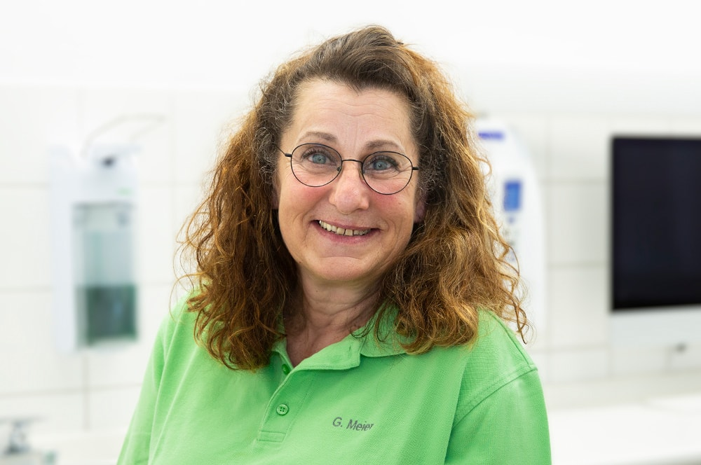 Gabriele Meier bei Zahnarztpraxis Lindemann